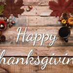Happy Thanksgiving 2019 from Top Hat Tax & Financial Services to your family
