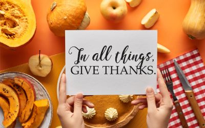 Cultivating Gratitude for Thanksgiving 2020 in San Diego