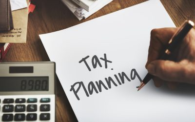 Darryl A. Hale, EA, MBA, MST's Seven End of Year Tax Planning Strategies