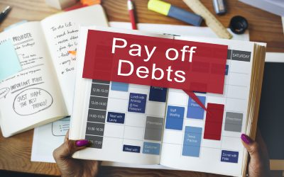 Paying Off Debt by Darryl A. Hale, EA, MBA, MST